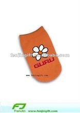 promotion knitting mobile phone sock