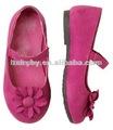 Cuir souple espagnol bébé chaussures