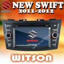 WITSON car audio for suzuki new swift