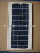 Small Power PV Module 18 watt Poly Solar Panel