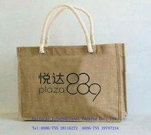 popular jute shopping bag 2012