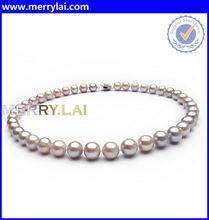 fashion new design pearl necklaces (ML-12-YO0716-032)
