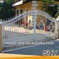 De hierro forjado puerta interior, puerta de hierro forjado& ornamentales puerta de hierro