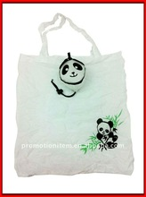 Panda foldable animal bag