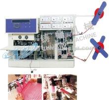 WQ-A700 FULL AUTOMATIC SOFT HANDLE SEALING MACHINE, non woven bag making machine