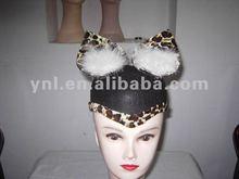 Divertido 2014 mouse orejas sombrero/sombrero de fiesta/sombrero de carnaval