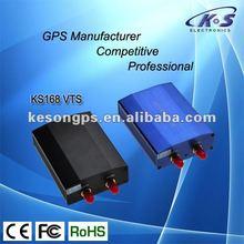 GPS/GSM/GPRS tracker vehicle alarm global tracking system KS168