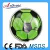 Different design promotional soccer shape metal instant heat pack