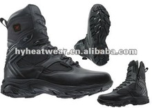 winter men leather boots battey heated work boots