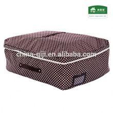 2014 Foldable Storage Bag Clothes Organizer Box aluminium foil food containers