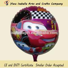 Inflatable round Happy Birthday Balloons,aluminium foil balloon