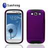 Fancy cell phone hot case for samsung galaxy s3