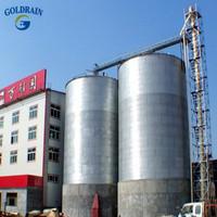HIgh strength turn-key corn storage steel silos cost