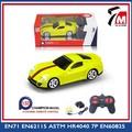 Barato rc car 1 32 escala 4ch 27 mhz crianças pequenos carros de brinquedo