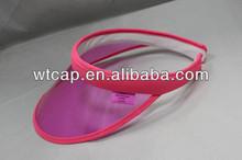 Wholesale Plastic Sun Visor Cap