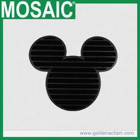 OEM Mickey die cut door mat