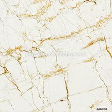 hot sale 3D inkject tile cement look porcelain floor tile 600x600,Polished glazed, porcelain tile