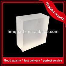 Square Borosilicate glass window for sight glass