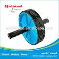 Roda Ab cruz ginásio única roda Ab Carver Pro treino de Fitness perfeito exercício Abdominal rolo roda