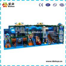 Best selling!Ocean theme children used indoor playground equipment sale