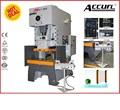 De alta velocidad del boxeo neumático de alimentación de prensa, automático de acero de perforación del agujero de la máquina