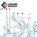 2014 venda quente dn32*4.4mm tubulação de ppr para água quente circulação sistema de aquecimento de tubos de pvc preços