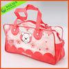 Cheap customized printing gift PVC bag, PVC gift bag, Promotion PVC bag