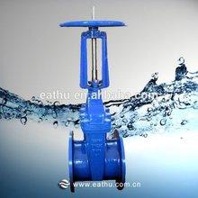 API/DIN/BS standard rising stem gate valve