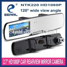 1080p hd car dvr 60fps car side mirror camera car blackbox/dash cams