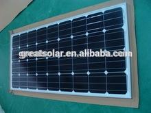 18V 150W Mono Solar Panel For Home Use