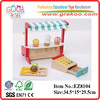 Kids lovely Pretend Play Wooden Ice Cream Shop Toys,Role Play Set Ice Cream Shop Toys