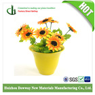 Low price promotion biodegradable bamboo pot/flower pot