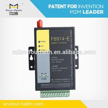 Four-Faith F8914 ZigBee wifi Router, ZigBee Data Logger, ZigBee Module