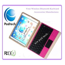 Chinese Manufacturer Bluetooth Keyboard lifeproof for ipad mini case