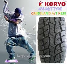 2015 suv tyre haida/koryo brand 245 75 r16 china tyre manufacturer