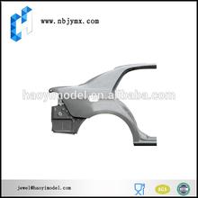 cnc rapid prototyping custom car parts car door plastic model in china