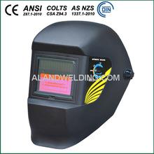 WH0101 black auto darkening welding helmets