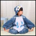 Hot bird crianças/crianças animal pijama traje cosplay 100% poliéster