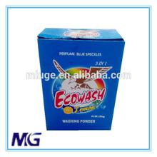 3kg bulk washing machine detergent powder/ cheap washing detergent powder/ high foam washing detergent powder