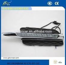 perfect light automobile DRL led ring light/led light bar/used cars lamp for BMW X5 E70 (07-10)
