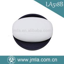 LA518B unique design circular dish soap , bathtub shaped soap dish