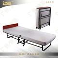 H-001 cama plegable de dubai/hotel cuna portátil/camas del ejército para la venta