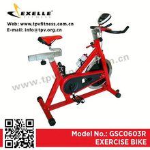 China Cardio exercise bike air mini pedal exercise bike for elderly bright color bikes