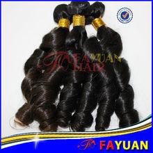 100% virgin brazilian human hair wholesale New fashion hair