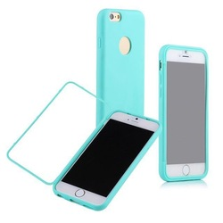 2014 New TPU case for Iphone 6 with touch screen protector cover