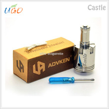 promotional best quality stainless steel tank vaporizer castle atomizer in US market