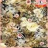 Fashion style top quality digital silk scarf printing