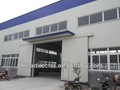 dfx brand two storeys prefabricated steel structure building and house and construction