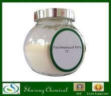 Plants growth regulators Paclobutrazol 95% TC 15% WP 25% SC/free samples offer