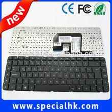 NEW laptop Keyboard for HP Pavilion DV6-3000 DV6-3100 SERIES Keyboard SPANISH/SP TECLADO Black